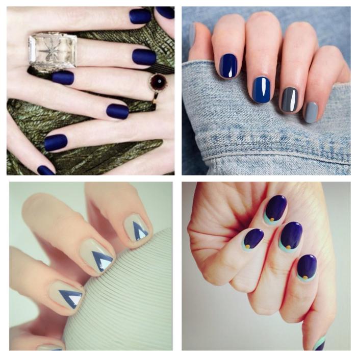 Fall-Nail-Trends-Blues - Martha Lynn Kale