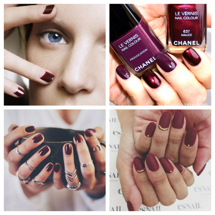 FALL NAIL TRENDS - Martha Lynn Kale