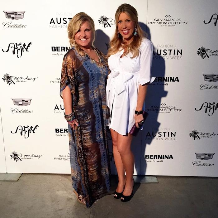 Austin Fashion Week Day 4 Mom and MLK