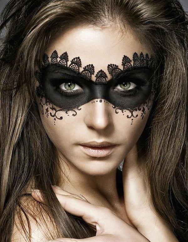 Masquerade Mask - Martha Lynn Kale