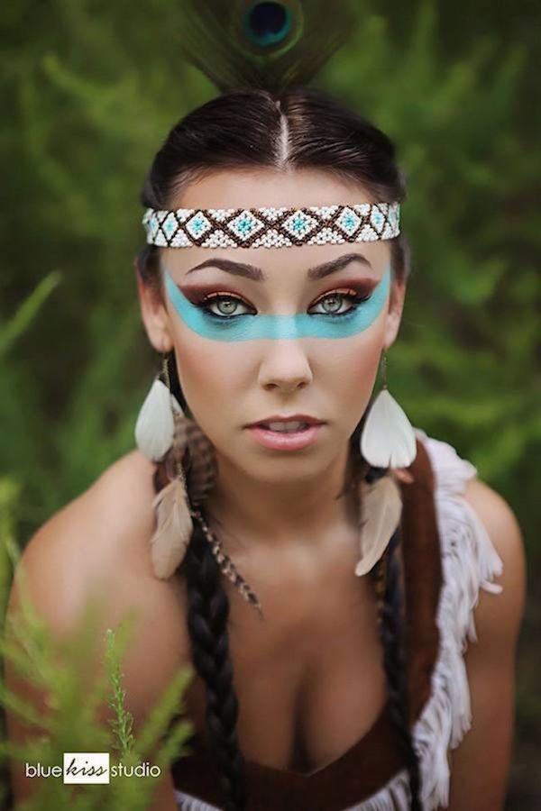 Native American - Martha Lynn Kale