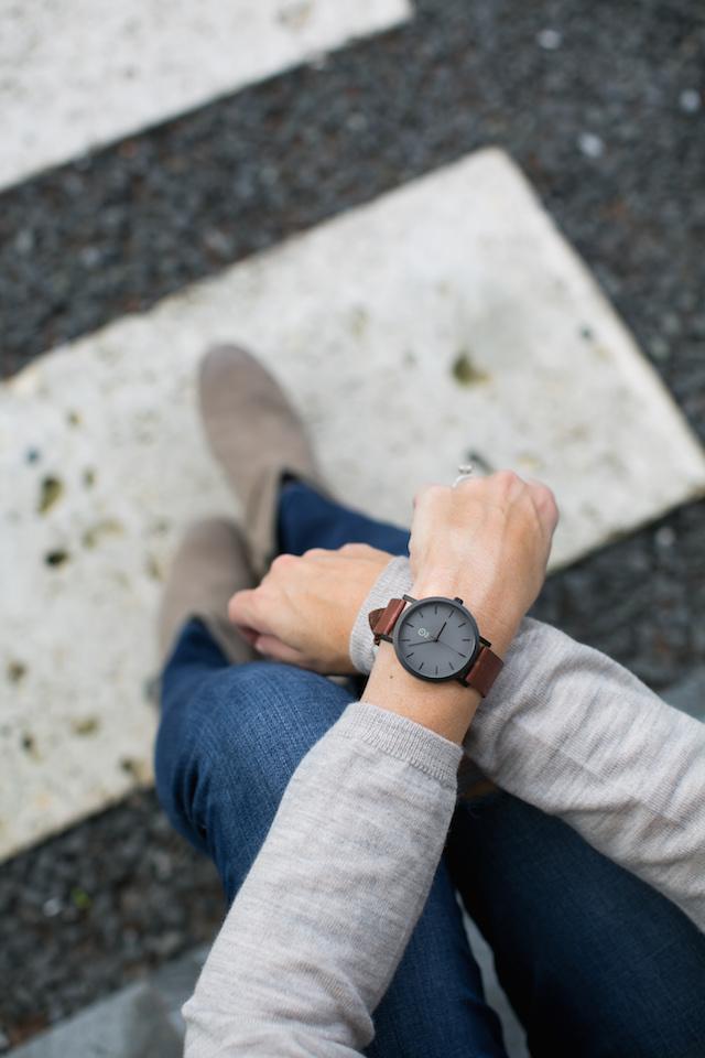 TUK watches fall fashion overhead