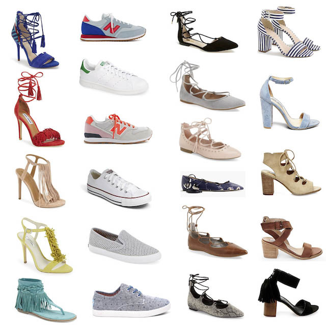 Spring Shoes 2016