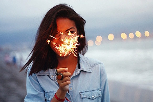 theeverygirl_sparklers