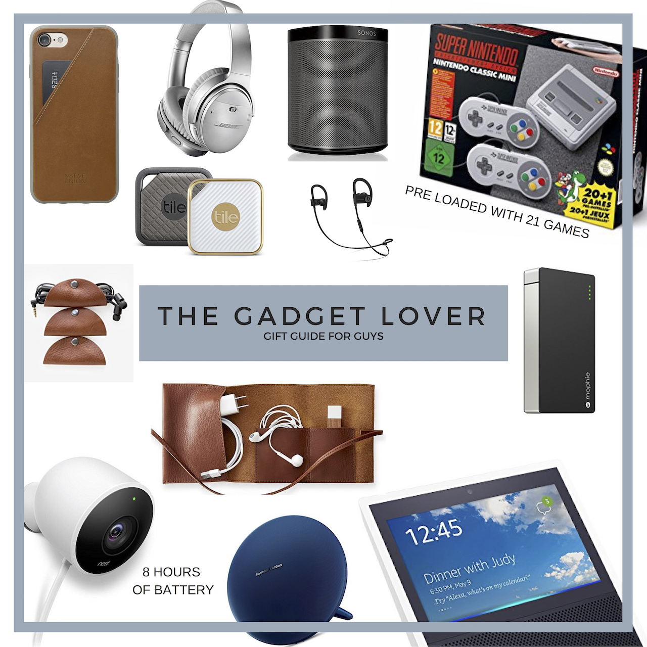 The Gadget Lover